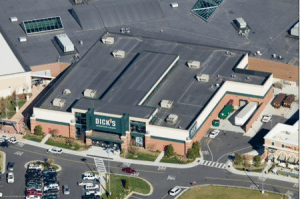 Professional Commercial Roofing Installation, North Carolina