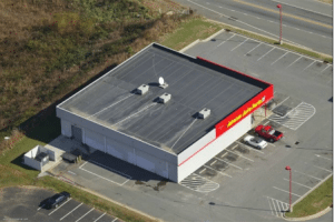 Quality Commercial Roofing Repair, North Carolina