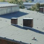 Retail Roof Installation