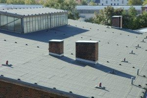 Retail Roof Installation