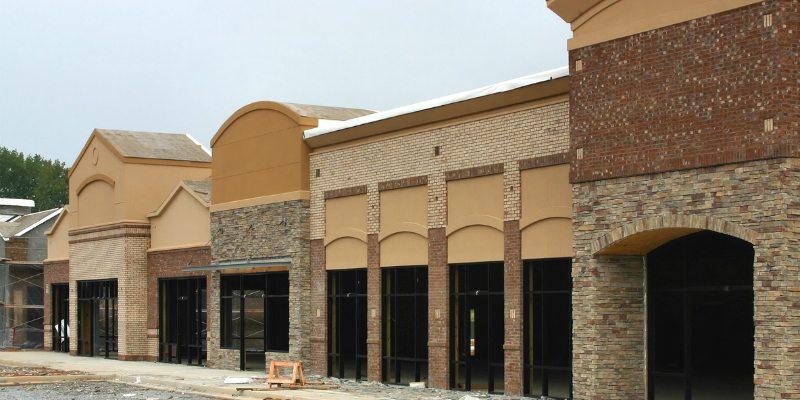 Retail Roof Maintenance